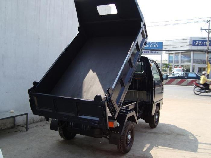 đóng ben xe tải