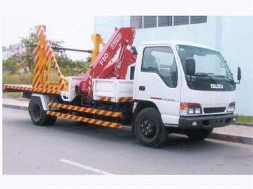 xe tải gắn cẩu