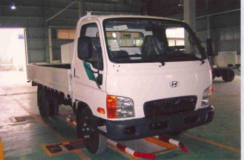 Xe tải Hyundai HD65 tải trọng 2500kg