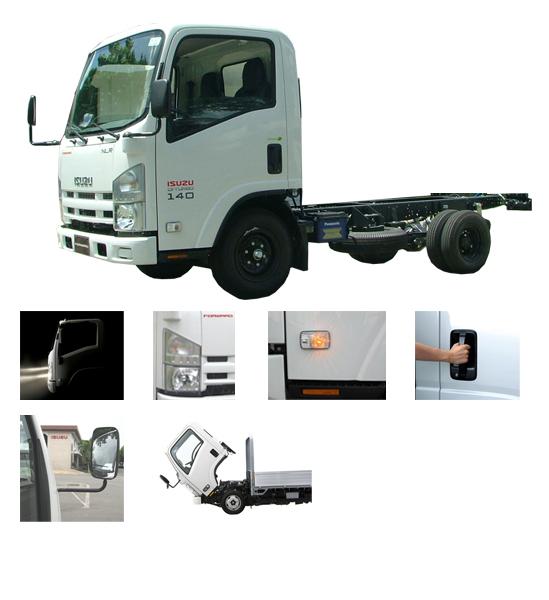 Xe tải isuzu 140t
