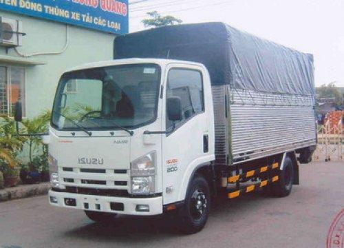 Xe tải isuzu 3t48