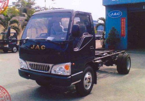 Xe tải Jac 1t9 cabin chassi