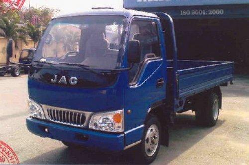 Xe tải jac 2,1t thùng lửng