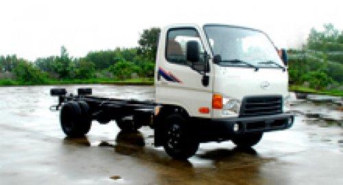 xe tải hyundai HD 65