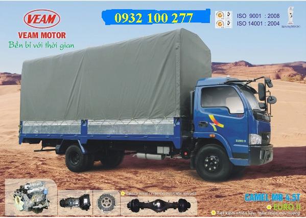 xe tải veam camel 4490
